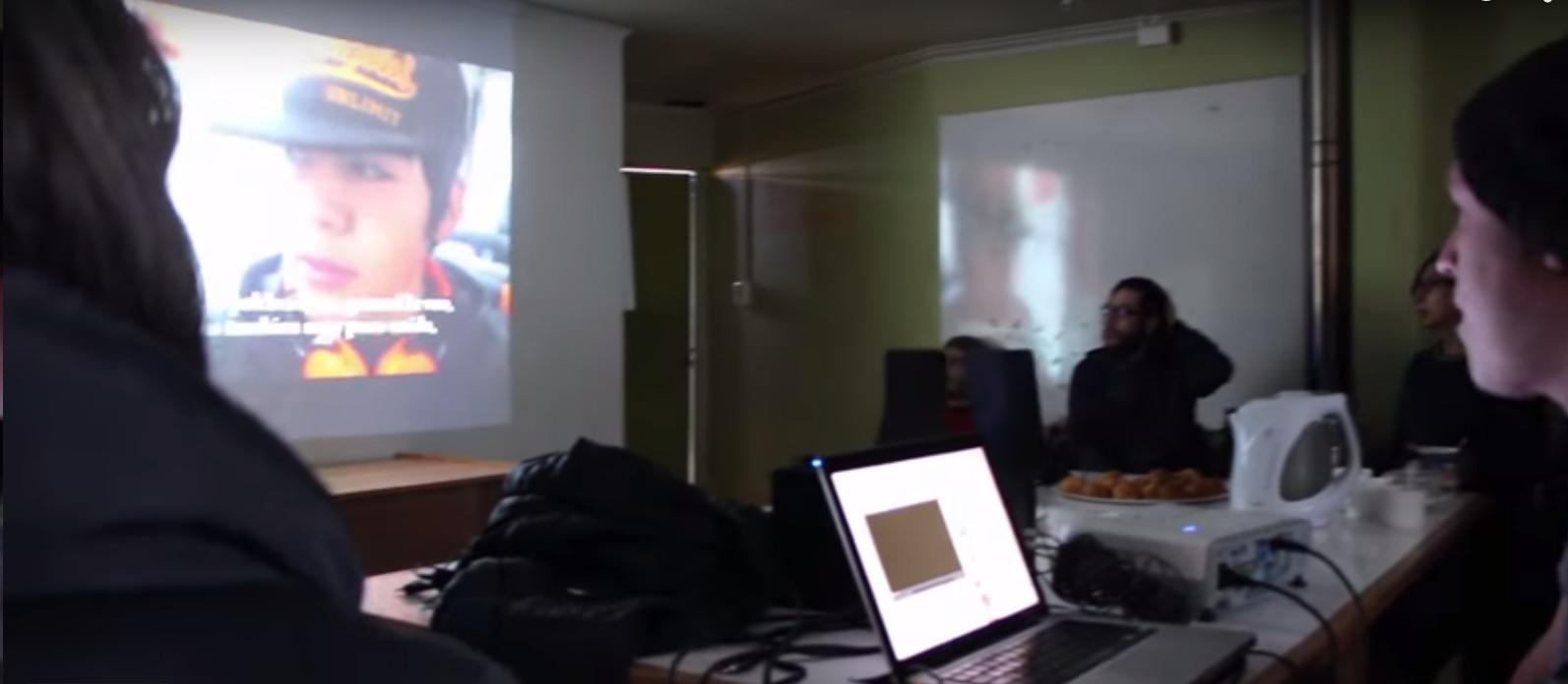 Serpaj Aysén y MIRADOC Coyhaique propiciaron Taller sobre Educación Popular y Cine