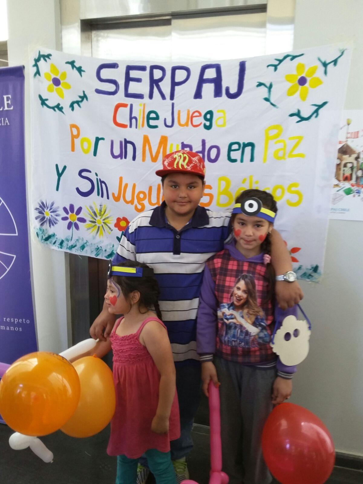 Serpaj Maule lanza junto a la Red Comunal de Infancia y Juventud 30va Campaña de Navidad