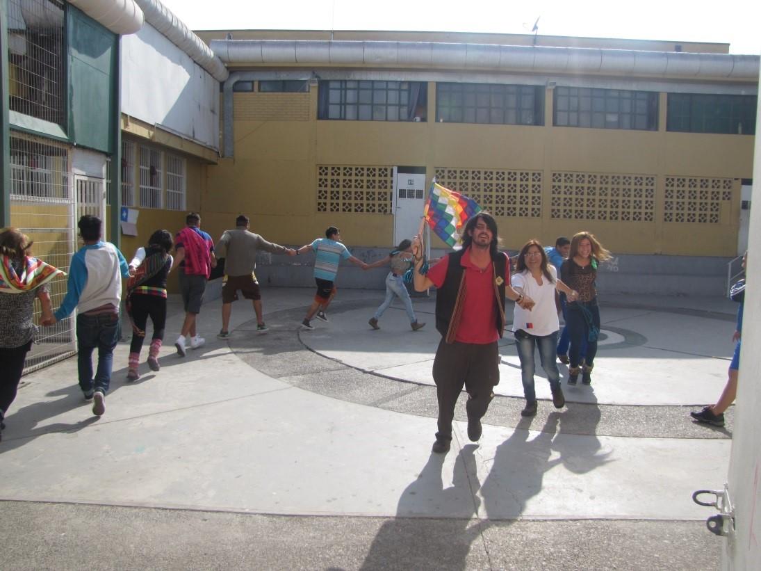 VIDEO: Conoce el Proyecto Aula impulsado por el ASR Educando para la Paz de Serpaj Tarapacá