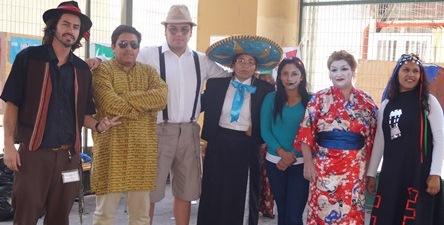 Proyecto de Aula culmina actividad centrada en potenciar la diversidad étnico-cultural desde una visión pedagógica