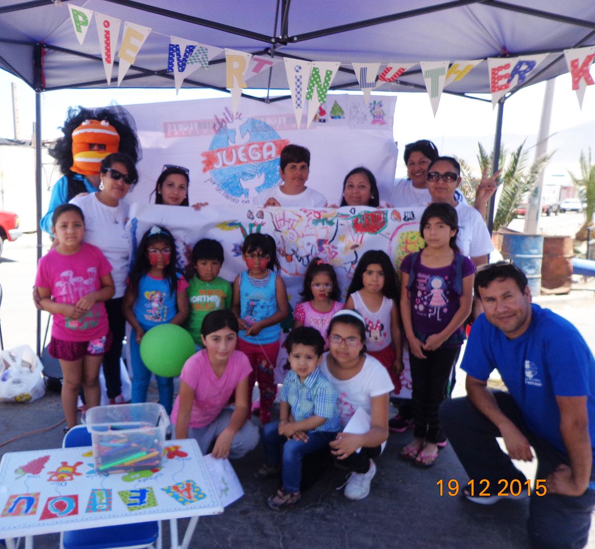 Equipos de Serpaj Atacama cierran la 30va campaña de navidad