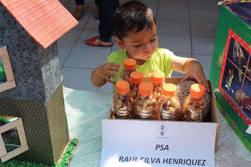 Antofagasta celebra cierre de la 30va Campaña de Navidad