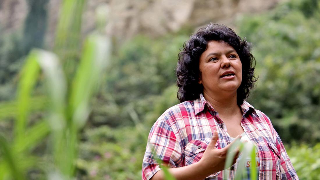 Organización de Honduras denuncia manipulación tras asesinato de lideresa popular e indígena