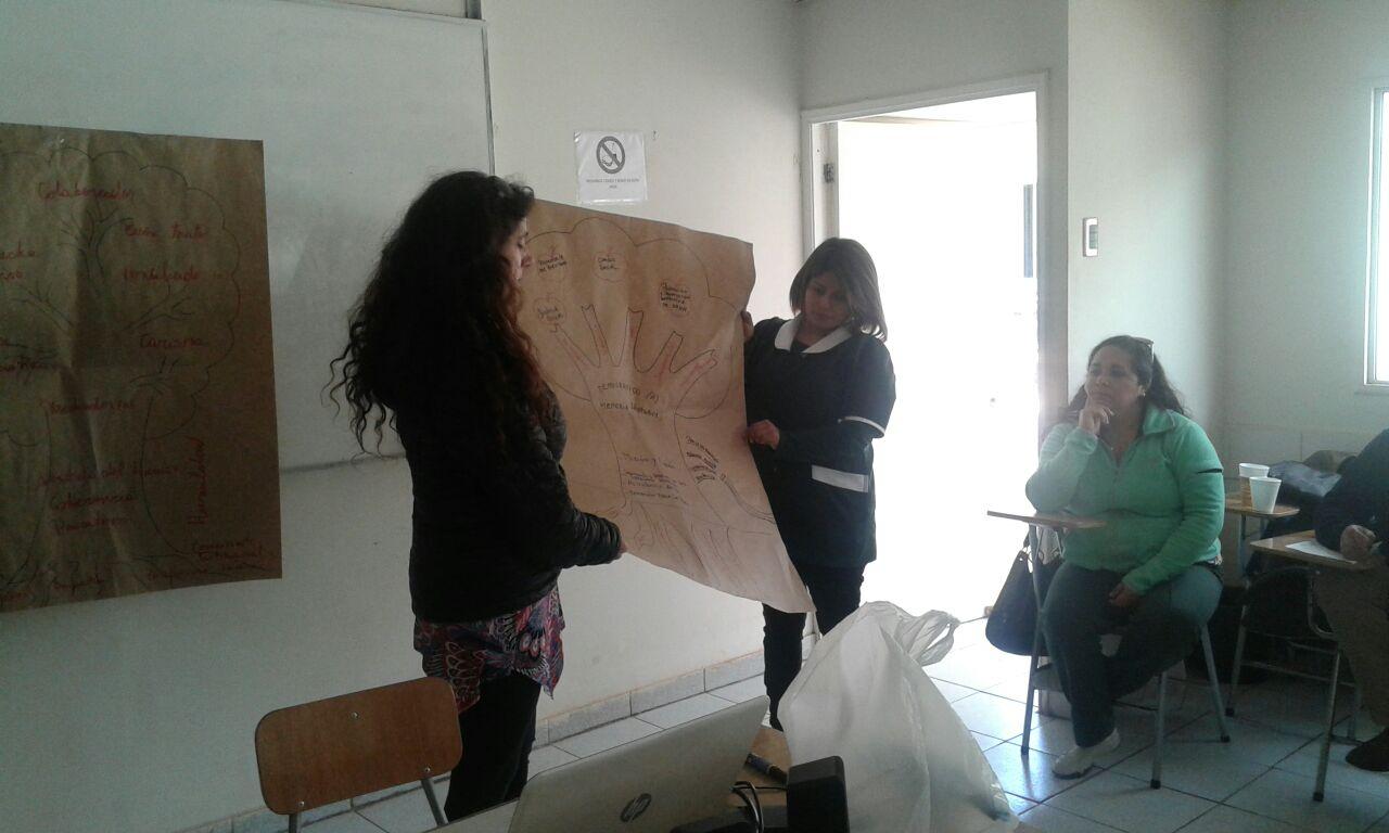 Inducción Coquimbo: La diferencia de ser un lider Serpajeano