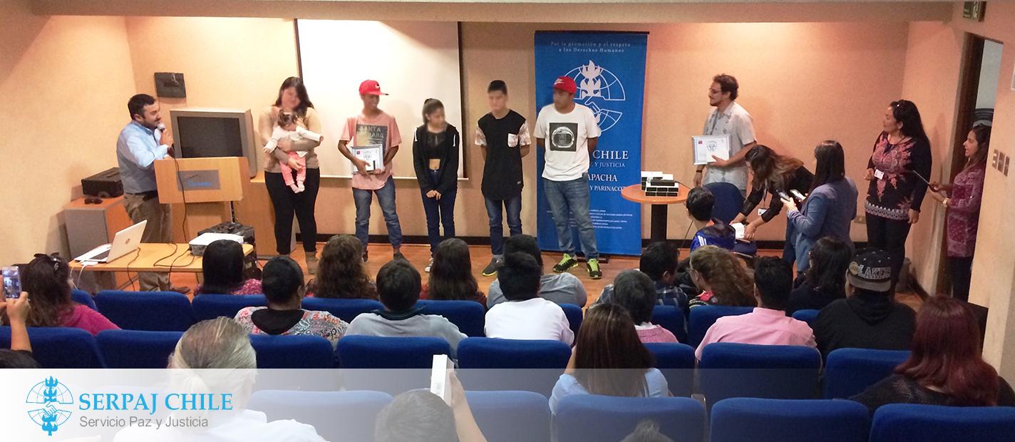 Serpaj Arica: Fin de proceso en PIE Akapacha