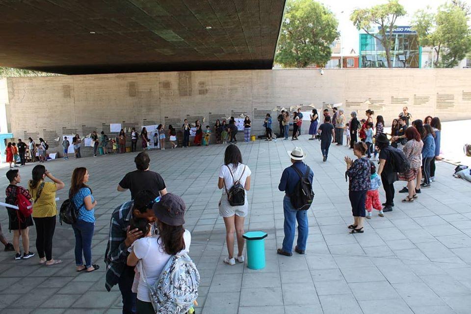 SERPAJ Chile colaboró del Encuentro Ciudadano de Niños y Niñas organizado por el Museo de la Memoria y los Derechos Humanos