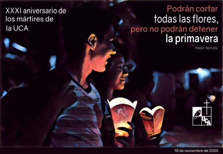 En Memoria y Resistencia: 31 años después de la masacre de la UCA