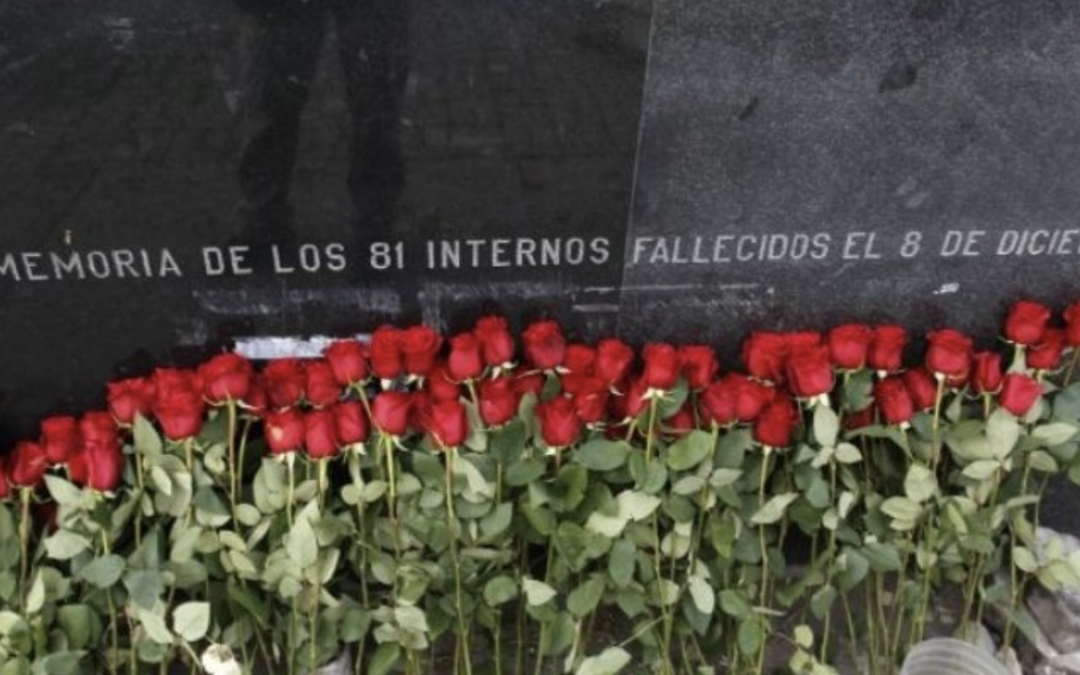 A 10 años del incendio en la cárcel de San Miguel: ¿Cuánto aprendió el Estado sobre la protección de privados de libertad?