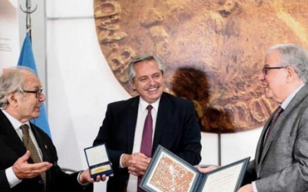 Los aportes de Adolfo Pérez Esquivel y del Servicio Paz y Justicia a los DD.HH.