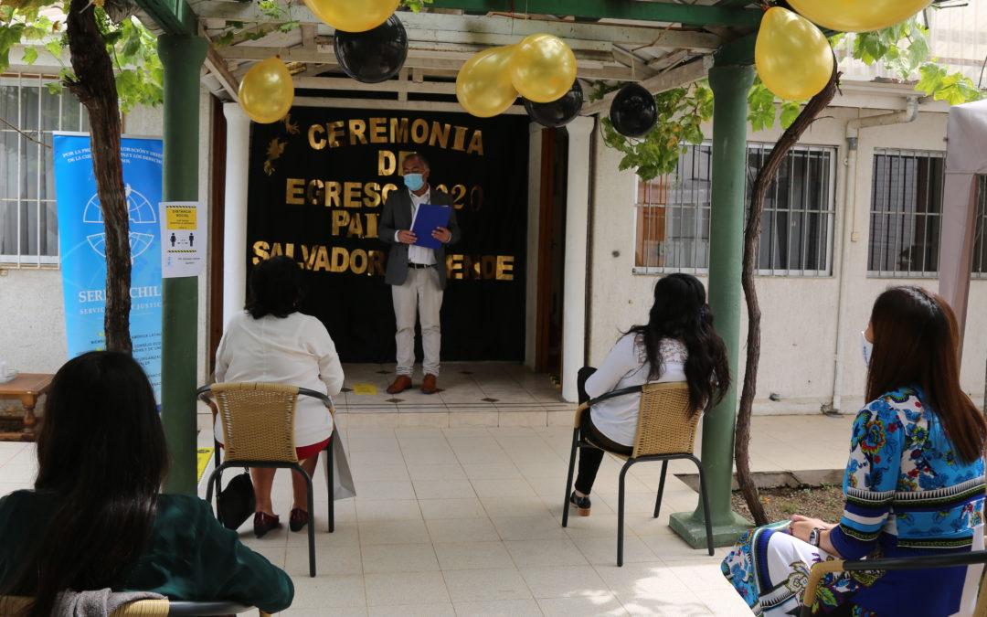 PAI Dr. Salvador Allende de Quillota celebró exitoso egreso