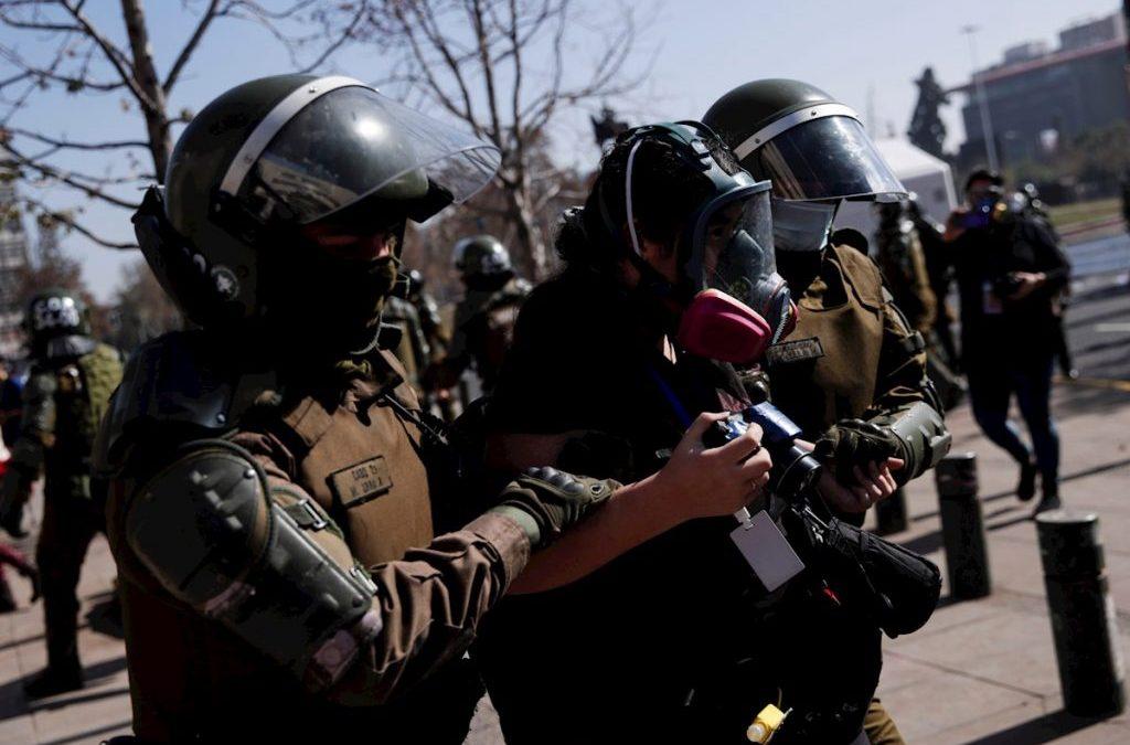 Libertad de Expresión en Chile: los últimos hechos que han marcado las vulneraciones hacia la prensa