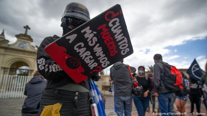 Más de 900 líderes sociales asesinados en Colombia desde 2016