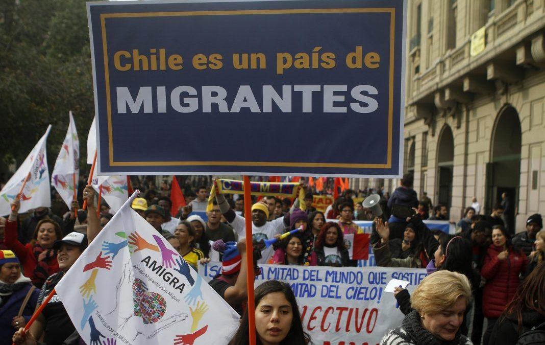 """Eduardo Cardoza (Movimiento de Acción Migrante) y nueva expulsión masiva: """"Se está normalizando la violación de los derechos humanos"""""""